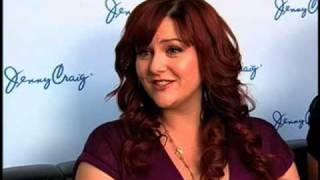 Actress Sara Rue Announced as New Jenny Craig Celebrity Client