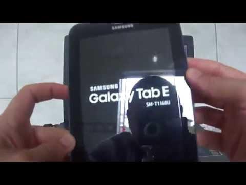 Hard Reset SAMSUNG T116 Galaxy Tab 3V