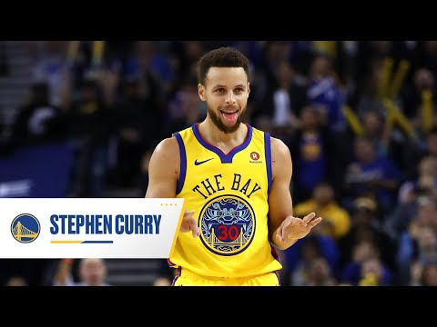25 Minutes of Stephen Curry Splash to Celebrate 2,500 Career Threes