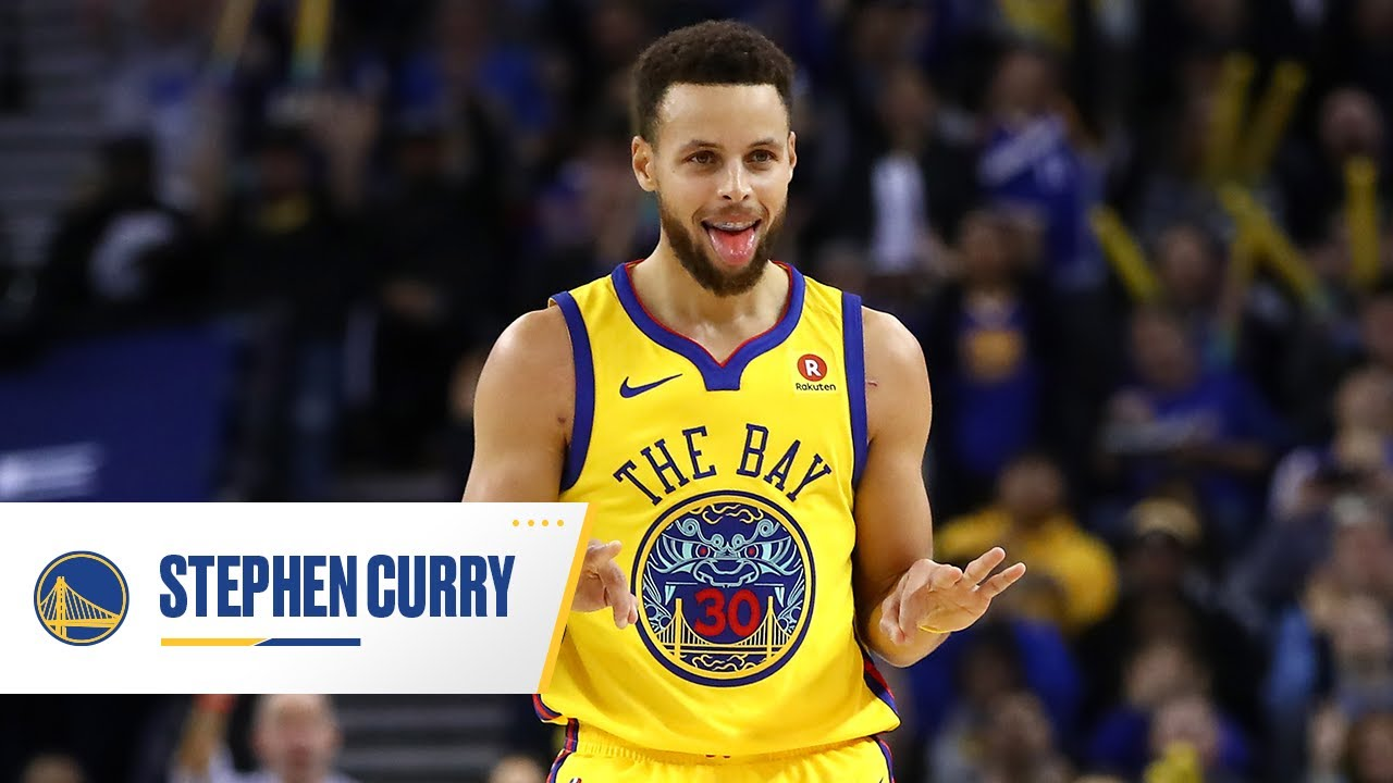 25 Minutes Of Stephen Curry Splash To Celebrate 2 500 Career Threes Youtube