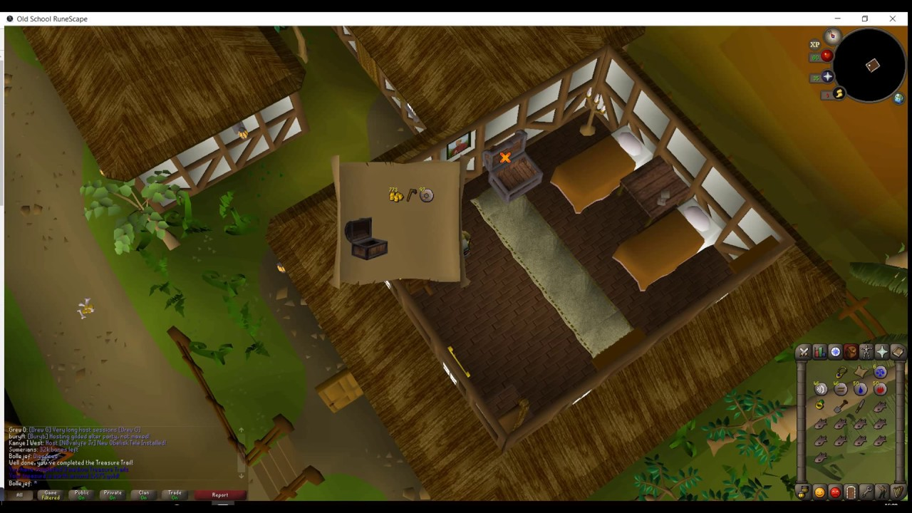 Search The Upstairs Drawers Of A House In A Village Where Pirates