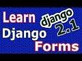 Django 2 Creating Registration Form Using Django Form Class #21