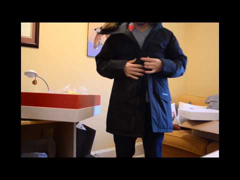 Canada Goose chateau parka outlet shop - Canada Goose Langford Parka Indepth Review / Unboxing - YouTube