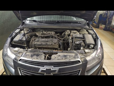 Chevrolet Cruze не заводится ( Launch X431pro V )