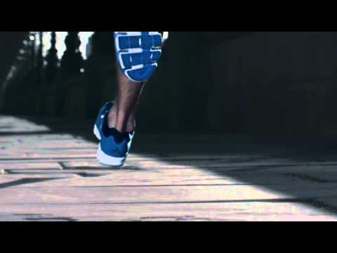 Adidas WE ALL RUN: David Beckham Climacool Freshride