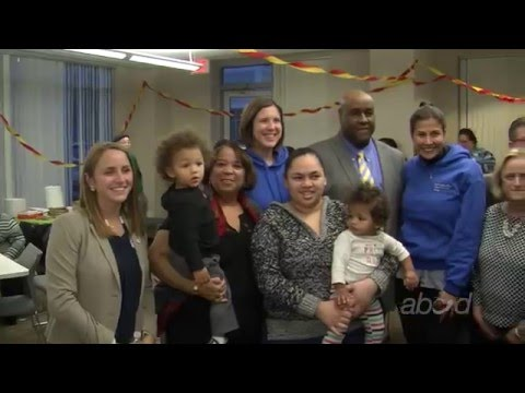 ABCD Housing & Homelessness Prevention Department: Hotel Supports Thanksgiving Event 2015