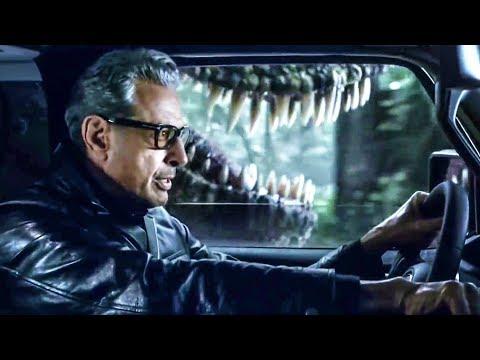 JURASSIC WORLD EVOLUTION: Jeff Goldblum Trailer (2018)