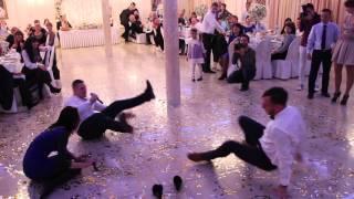 Крутой конкурс на  свадьбе Караоке и танцы с ведущим 07.11.15 arthall.od.ua