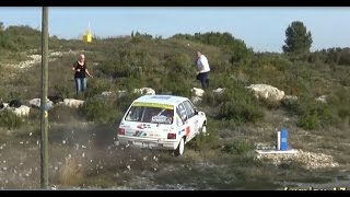 Vid�o Rallye Mistral 2014 Crash and Show par Luminy 13 (45 vues)