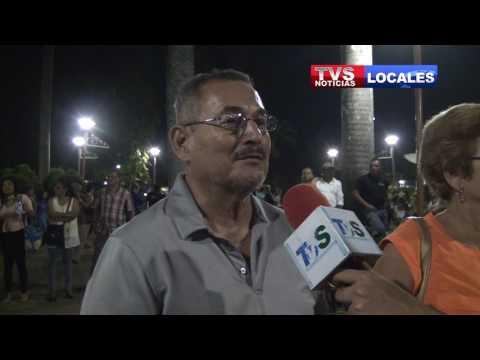 CIERRE FIESTAS PATRONALES DE NAHUIZALCO