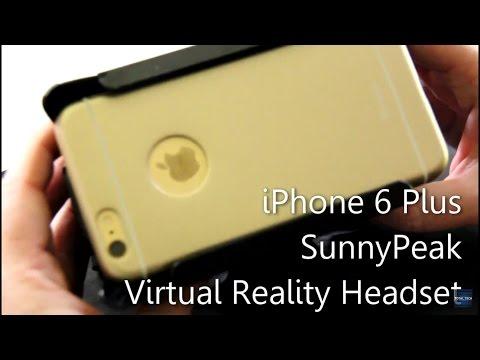 iPhone 6 Plus Virtual Reality Headset