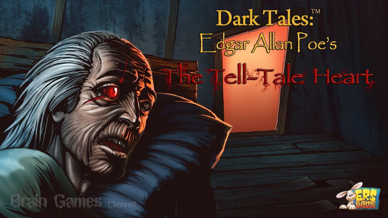 irony and symbolism in a tell tale heart by edgar allan poe Answerscom ® categories literature & language books and literature authors, poets, and playwrights edgar allan poe the tell-tale heart the irony in the tell-tale heart save cancel already exists.