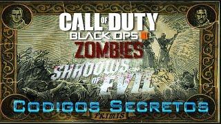Zombies   Shadows Of Evil: Codigos Secretos Decifrados #2 ''Os Primis'' (BOX & Stamin-Up)