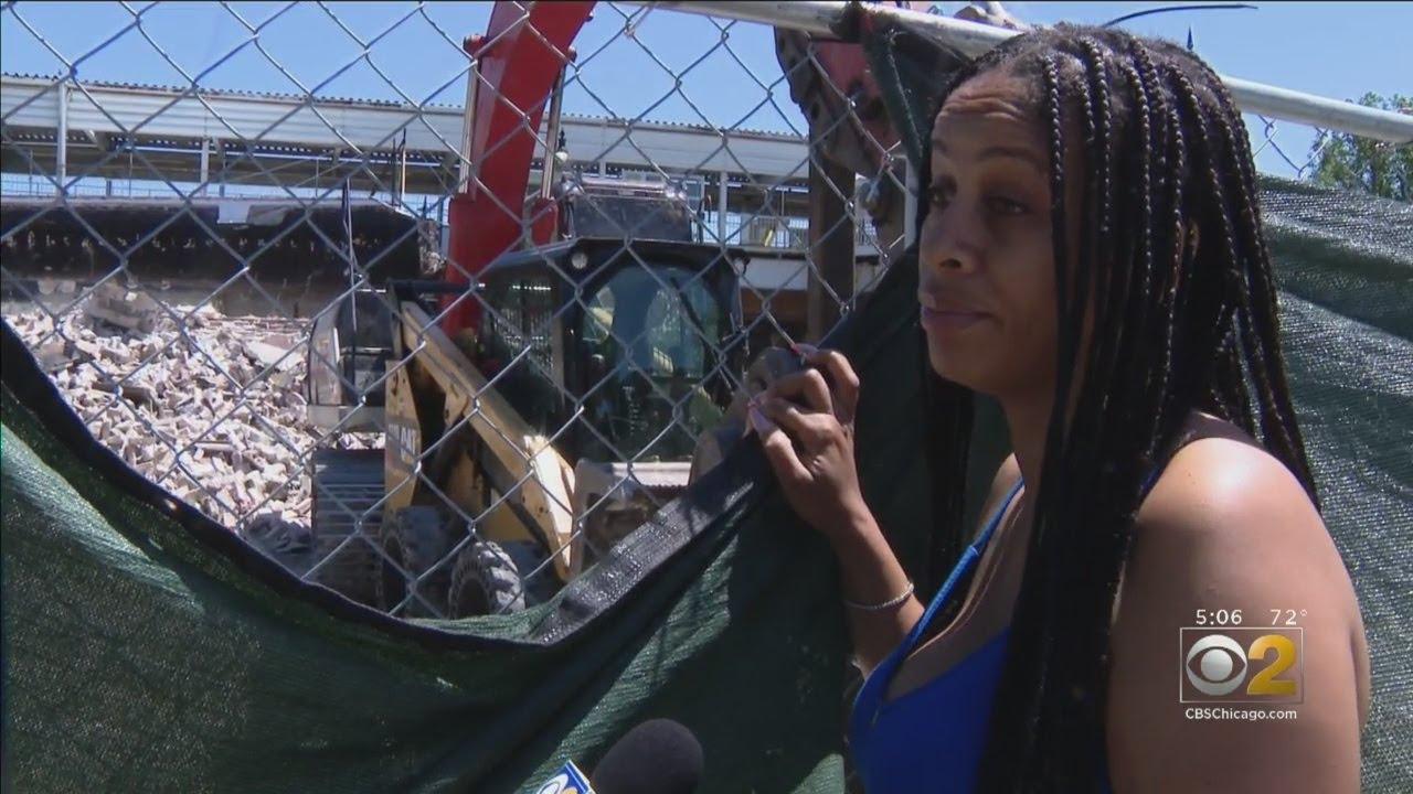 Bronzeville Business Owner Resolves To Rebuild After Her Business Burned Down During Violent Protest
