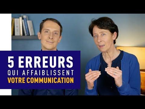 💬 COMMENT AMÉLIORER SA COMMUNICATION [5 ERREURS FRÉQUENTES]