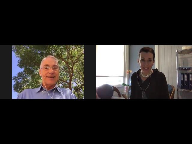 #PutKids1st Virtual Summit Malcolm Crompton with Nicole Stephensen