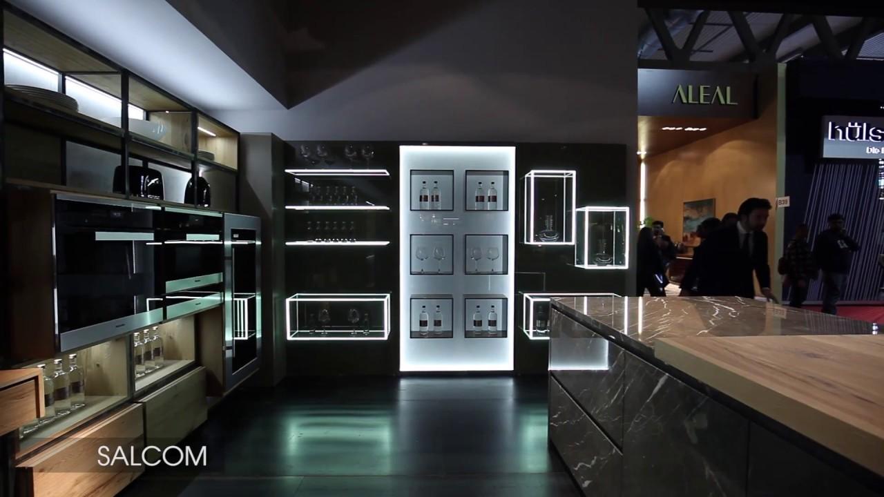 ADG @ Salone del Mobile 2016 - Salcom Cucine - italian modern design ...