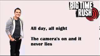 Big Time Rush   Famous Lyrics