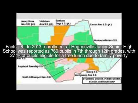 Hughesville Junior Senior High School Top  #11 Facts