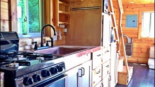Less Is More In The Cider Box Tiny House
