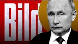 Немец. сми: Россию НУЖНО ненавидеть!
