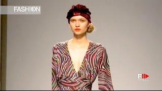 MILA SCHON Full Show Milan Fashion Week Autumn Winter 2011 2012   Fashion Channel