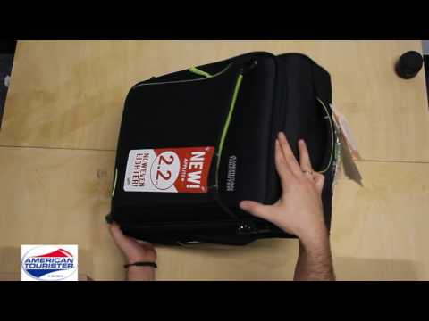 American Tourister Applite Luggage Review - Love Luggage