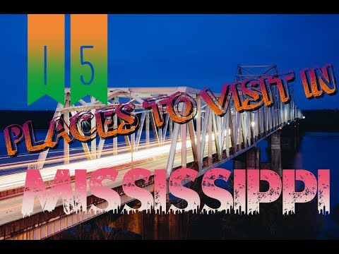 Top 15 Awesome Places To Visit In Mississippi