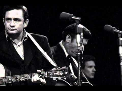 "Johnny Cash ""Flushed From The Bathroom Of Your Heart"""