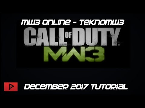 [How To] Patch COD MW3 Steam Dedicated Server Tools Properly For Online Play (Dec. 2017 Update)