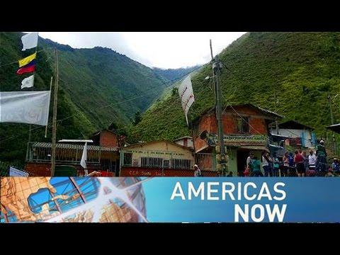 Americas Now— Power vacuum; Game Changer; Pablo Neruda 09/26/2016