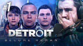Detroit: Become Human || EMPEZAMOS LA AVENTURA #1
