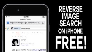 Reverse Image Search Iphone Free