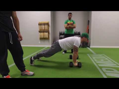 Strengthen Your Core with the Renegade Row