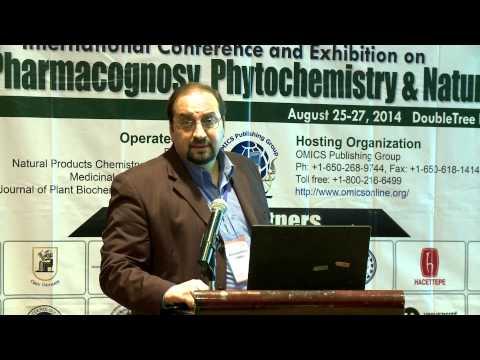 Mohammad Mehdi Sedaghat| Tehran University of Medical Sciences | Iran | Pharmacognosy 2014 | OMICS