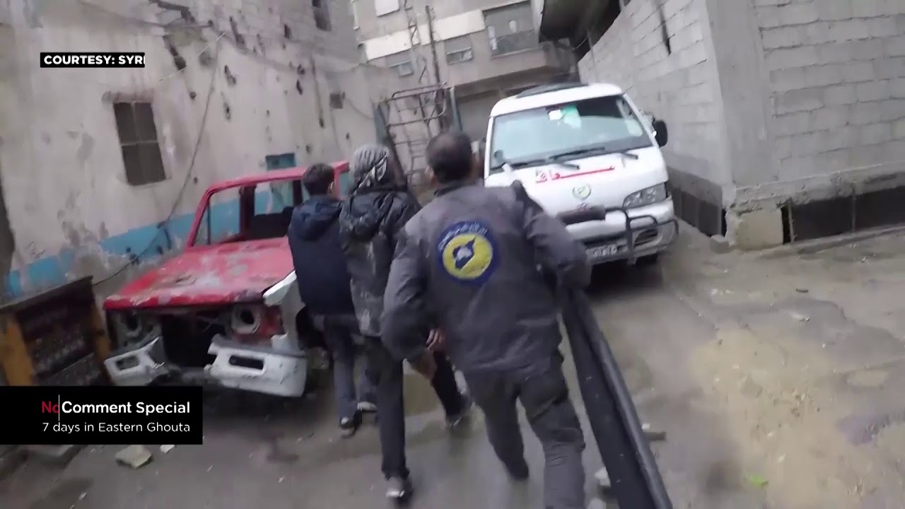 Eastern Ghouta - No Comment