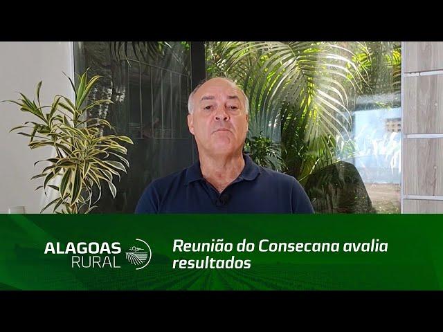 Reunião do Consecana avalia resultados da safra de cana-de-açúcar 2020/2021, em Alagoas