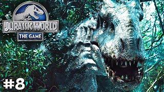 Jurassic World. Прохождение #8 (Gameplay iOS/Android)
