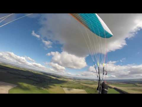 How To Get To Cloud Base 🌥🌥 Thermal Paragliding