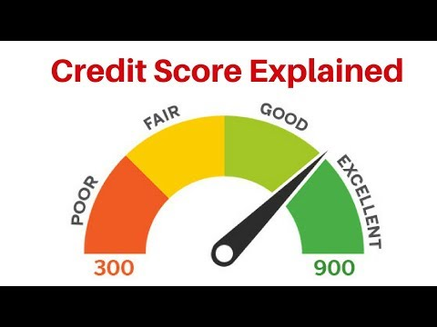Good and Bad Credit Scores | What is a good credit score? Fico