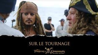Pirates des Caraïbes : La Vengeance de Salazar VF | Sur Le Tournage | Disney BE