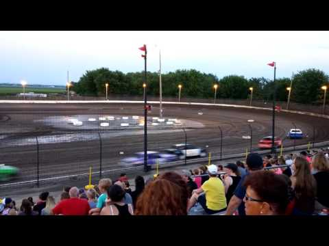 7/22/16 Sycamore Speedway - 6 lap Spectator Heat