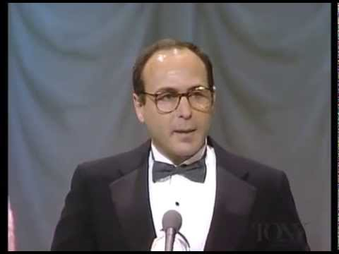 1988 Tony Awards  James Lapine  Best Book of a Musical
