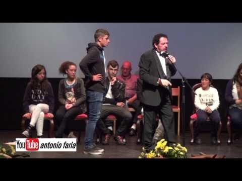 Espectáculo do Prof  Ruben Oliveira nas Festas do São Jorge, Concelho Velas 2017