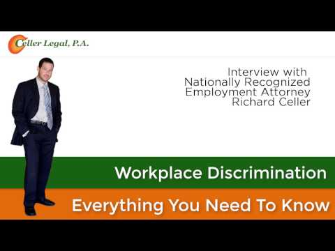 Work Discrimination Attorney Shares Case (Violation & Resolution) Case Stories