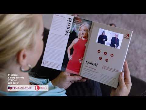 FL Solutions | Lifetime TV Britain's Next Top Model Video Brochure