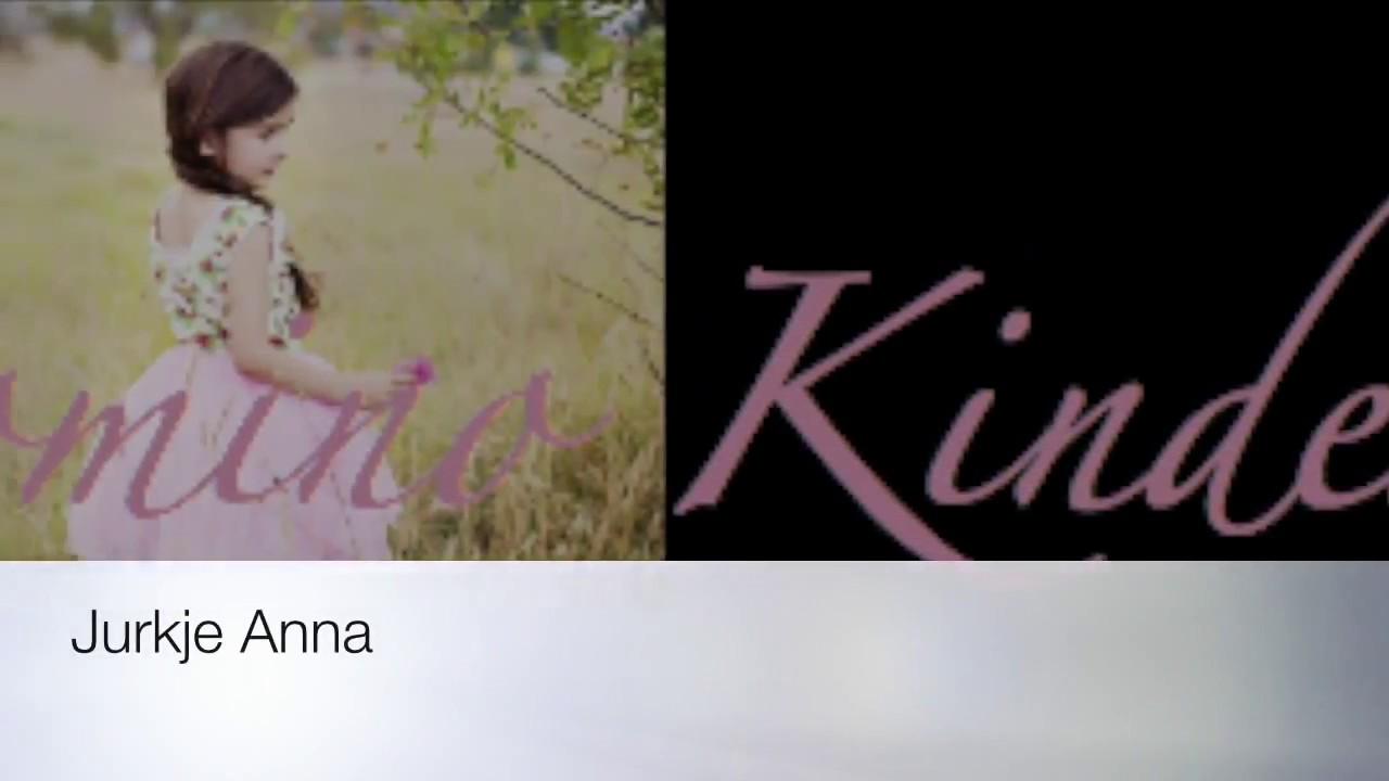 Te Koop Kinderkleding.Jurkje Anna Te Koop Bij Domino Kinderkleding Youtube