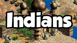 Indians Overview: AoE 2 The Forgotten Empires
