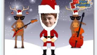 funny animated christmas cards