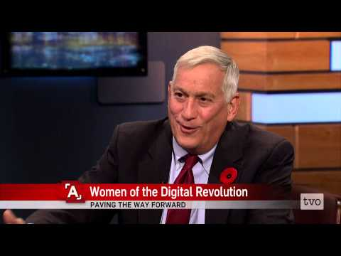 Walter Isaacson: Women of the Digital Revolution